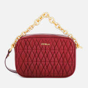 Furla Women's Cometa Mini Cross Body Bag - Red