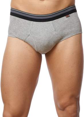 Paul Gray Big and Tall Two-Pack Regular Rise Briefs