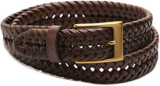 Dockers Braided Leather Belt - Men's