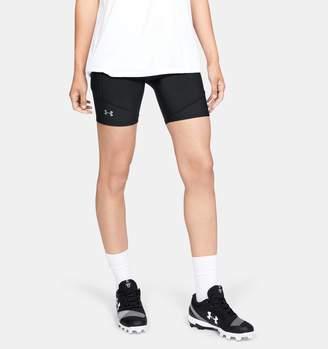 Under Armour Women's UA Softball Slider Shorts