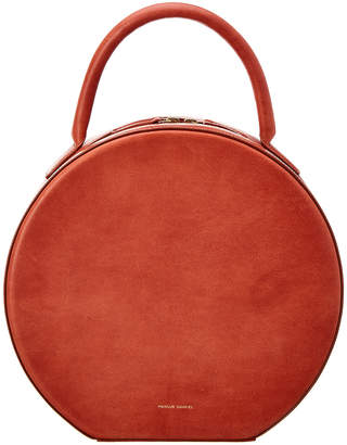 Mansur Gavriel Leather Circle Tote