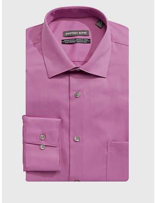 Geoffrey Beene Long-Sleeve Regular Fit Dress Shirt