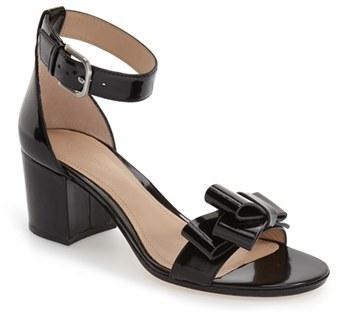 Pour La Victoire Women's 'Aimee' Block Heel Sandal