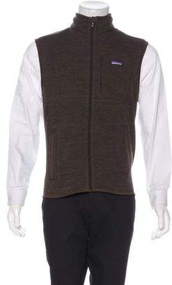 Patagonia Fleece Sweater vest