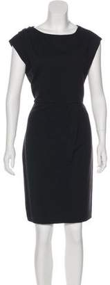 Diane von Furstenberg Marchona Sleeveless Knee-Length Dress