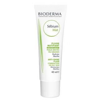 Bioderma Sebium Mat Anti-Shine Fluid 40 mL