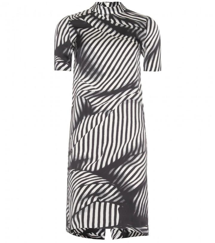 Stella McCartney PRINT SILK DRESS