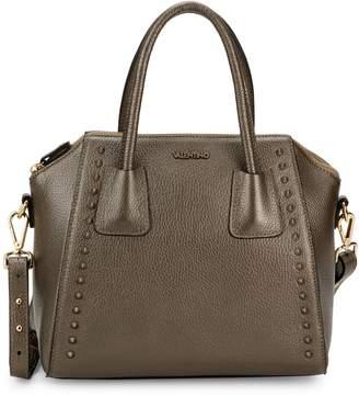 Mario Valentino Valentino By Minimi Preciosa Studded Leather Shoulder Bag