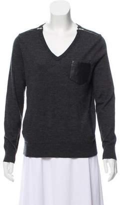 The Kooples Long Sleeve Sweater