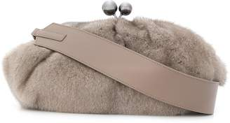 Max Mara clutch bag