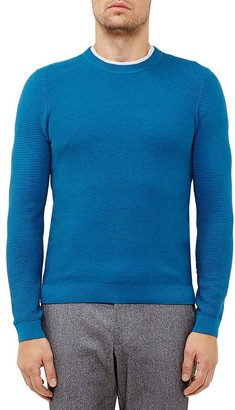 Ted Baker Stitch Detail Sweater $179 thestylecure.com