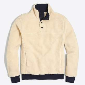 J.Crew Upstate fleece pullover