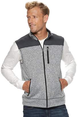 Sonoma Goods For Life Men's SONOMA Goods for Life Supersoft Modern-Fit Sweater Fleece Vest
