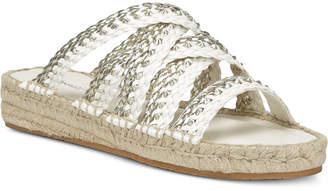 Donald J Pliner Rhonda Flat Sandals Women Shoes