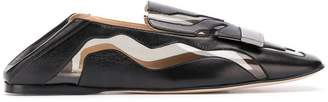 Sergio Rossi slip on loafers