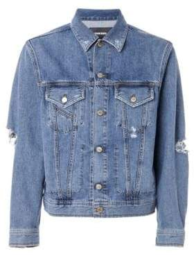 Diesel D-Robyn Denim Jacket