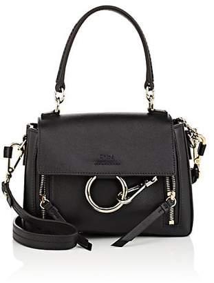 Chloé Women's Faye Day Mini Leather Shoulder Bag