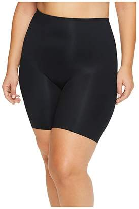 Spanx Plus Size Power Conceal-Her Mid-Thigh Short