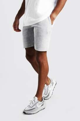 boohoo Basic Mid Length Jersey Shorts