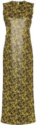 Markoo floral print straight dress