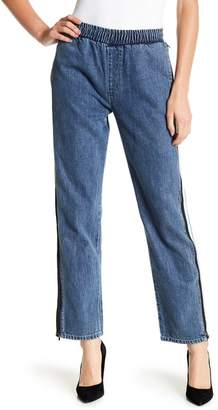 Siwy Denim Kelly Side Stripe Boyfriend Jeans