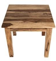 Newridge Homegoods NewRidge Home Aspen Collection End Table, natural wood