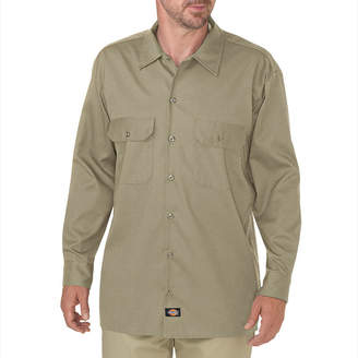 Dickies Relaxed Fit Flex Twill Work Shirt