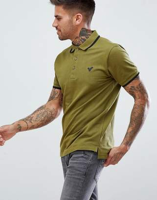 Voi Jeans Basic Polo Shirt