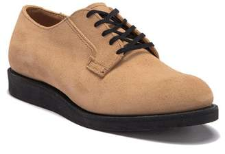 Red Wing Shoes Postman Suede Derby