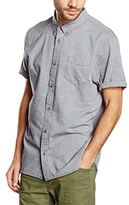 Limit Discount Shop Mens Houser Regular Fit Classic Short Sleeve Casual Shirt Vans 1lDCCSpM9