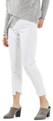 Women's Topshop Twisted Seam Jeans $85 thestylecure.com