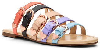 Katy Perry Nikki Strappy Slide Sandals Women Shoes