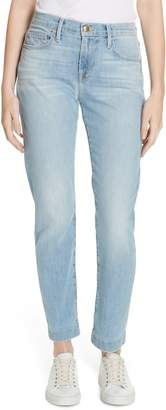 Frame Le Boy High Waist Jeans