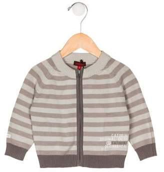 Catimini Boys' Lightweight Stripe Sweater w/ Tags
