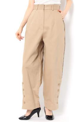 Moussy (マウジー) - マウジー SIDE PIPING PANTS