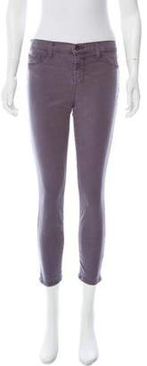 J Brand Commodore Mid-Rise Pants
