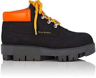 Acne Studios Women's Tinne Nubuck Ankle Boots