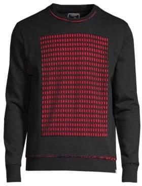 PRPS Mesh Panel Sweatshirt