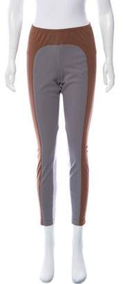 Marc Jacobs Colorblock Skinny Pants