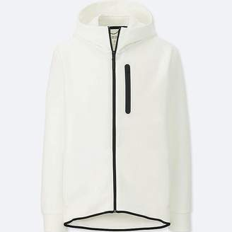Uniqlo Men's Dry Stretch Sweat Full-zip Hoodie