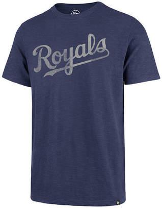 '47 Men's Kansas City Royals Scrum Logo T-Shirt