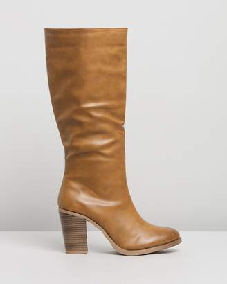 Natalie Knee High Boots