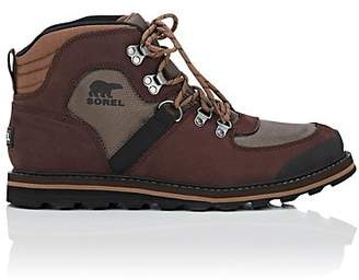 Sorel Men's MadsonTM Zip Leather Boots - Black