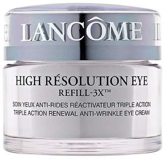 Lancome High Resolution Eye Refill-3X Triple Action Renewal Anti-Wrinkle Eye Cream