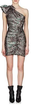 Isabel Marant Women's Synee Metallic Jacquard Dress