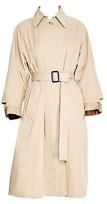 Sandro Women's Rafael Trench Coat