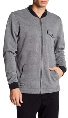 Micros Indie Long Sleeve Polka Dot Jacket