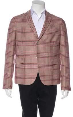 Gucci Wool & Cashmere Blazer