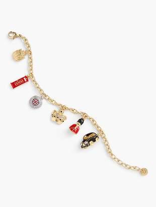 Talbots London Charms Bracelet