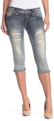 Rock Revival Vivian Slim Fit Crop Jeans